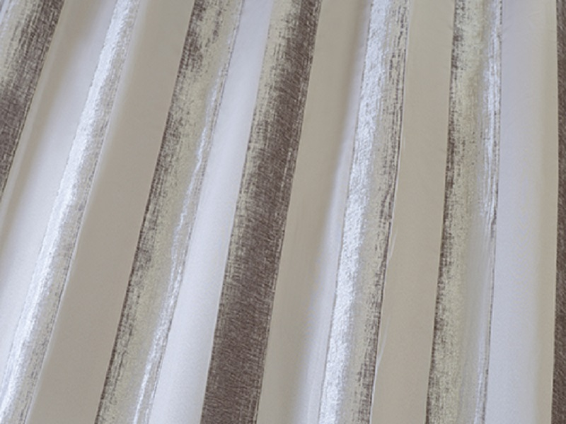 How To Hang Patio Curtains Striped Spandex Fabric