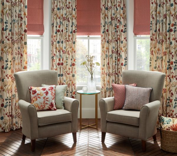 New Fire Retardant Curtain and Upholstery Fabrics